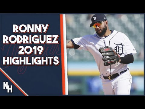 Ronny Rodriguez 2019 Highlights