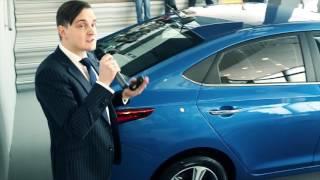 Новый Hyundai Solaris был представлен в Москве
