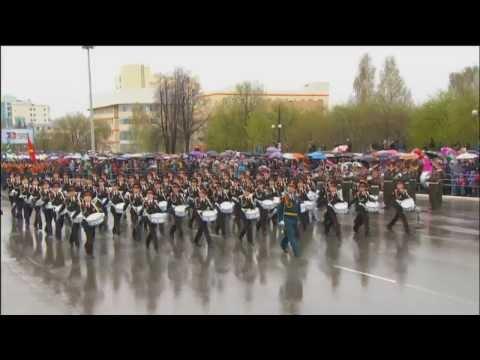Трансляция парада Победы в Верхней Пышме