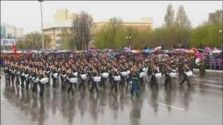 Трансляция парада Победы в Верхней Пышме thumbnail