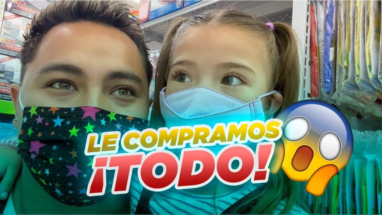 LE COMPRAMOS TODO LO QUE QUIERA DE LA JUGUETERÍA A BLANCHELLE   La Familia Niño