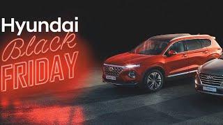Hyundai Black Friday popusti do 50.000kn!