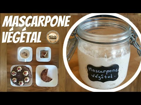 mascarpone-vegetal-de-graines-de-tournesol-et-sesame,-sans-lactose-#mascarponevégétal-#sanslactose