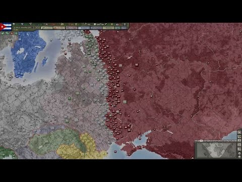 Hearts of Iron 3: 1936-1945 Observer Game Part 4