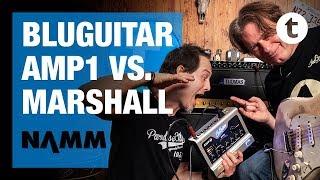 BluGuitar Mercury vs. Marshall Plexi | Thomas Blug | Thomann