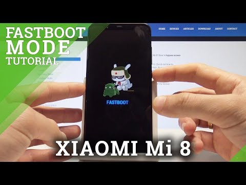 How To Enter Fastboot Mode On XIAOMI Mi 8 - Exit Fastboot Mode