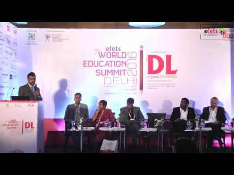 elets World Education Summit' 16 -  Early Childhood and Common Core...