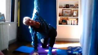 N°21/By Sylvie FREGEZ yoga asanas et pranayama