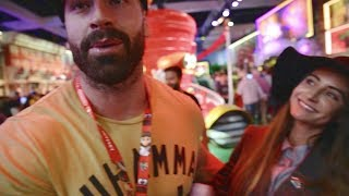 PICKING UP GIRLS AT E3 CONVENTION!
