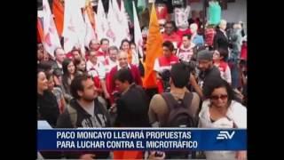 Presidente Lenín Moreno llama al diálogo