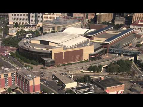 Exceptionally Green:  Minnesota Wild, Saint Paul RiverCentre and Xcel Energy Center