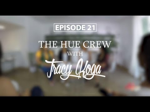 """The Hue Crew Go """"On Set"""" With Actress Onalee Ames!"""