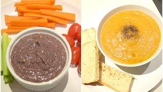LOW-FAT VEGAN MEALS WITH RECIPES! - Melissa Alexandria