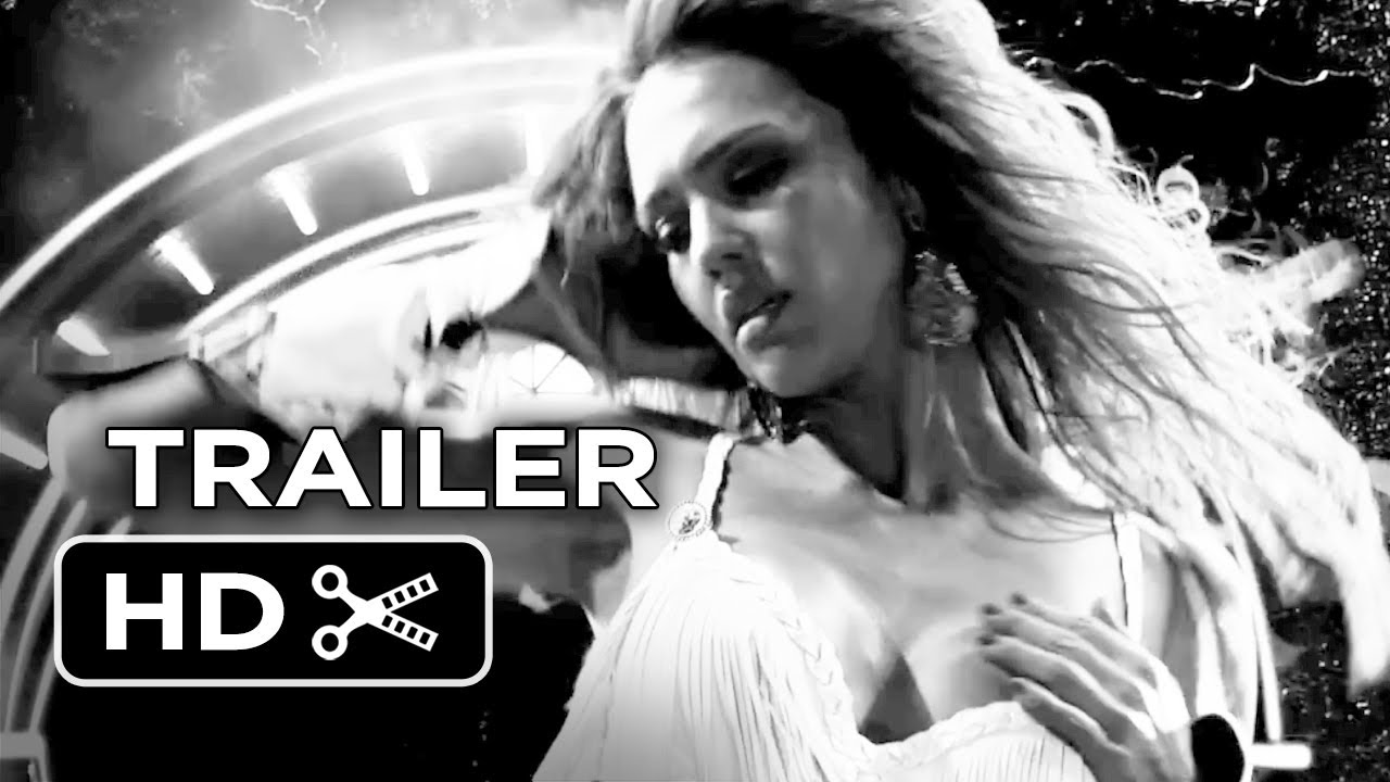 Download Sin City: A Dame To Kill For Official Trailer #3 (2014) - Jessica Alba Movie HD