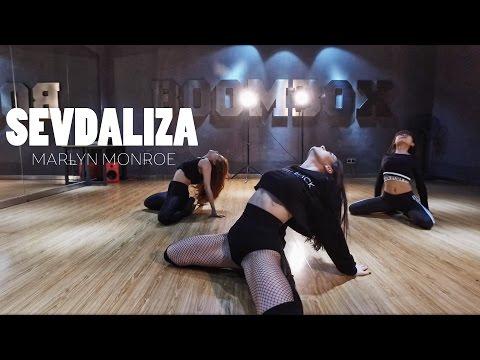 SEVDALIZA - MARLYN MONROE / @VALERIMARCHUK