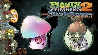 Plants vs Zombies 2 : Dark Age - Gargantuar Madness