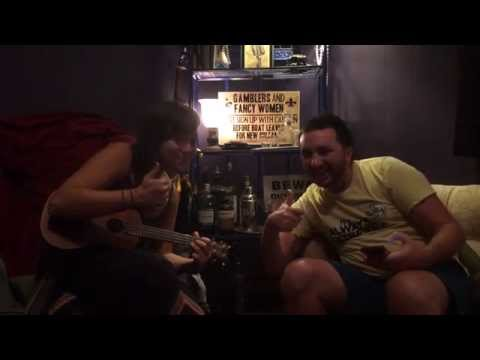 I Am A Wolf, You Are The Moon: Ukulele Cover (Wet Hot American Summer: First Day Of Camp Ep. 7 )