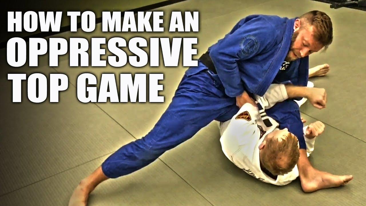 jiu jitsu game
