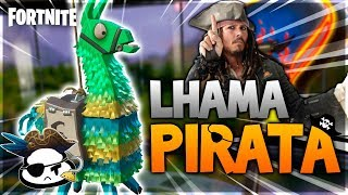 FORTNITE opening PIRATE LHAMA! New missions and rewards Patch 8.20 Fortnite Save the World