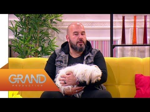 Dejan Milicevic - Gostovanje - Grand Magazin - (TV Grand 16.11.2017.)