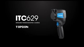 What's TOPDON IR Infrared Thermal Imaging Camera ITC629?