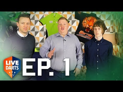 Live Darts TV Episode 1 - Unibet Premier League preview with Paul Nicholson
