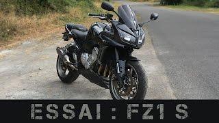 Download Video MotoVlog #27 / Essai : Yamaha FZ1S - la brute domptable MP3 3GP MP4