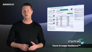 Amadeus cytric - Travel Arranger