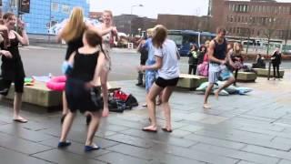 Flashmob Grejsdalens Efterskole