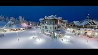 видео Горнолыжные курорты Финляндии