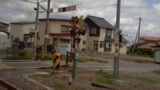HB-E300系リゾートしらかみブナ編成車窓(弘前→青森)1