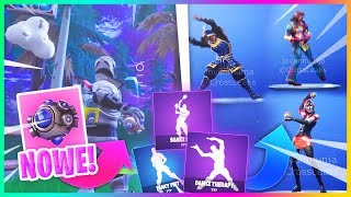 * NEW * MAP SECRETS! NEW SKINS and EMOTES in the GAME and other curiics-Fortnite Battle Royale