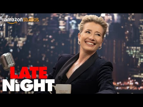 "The First Trailer For Mindy Kaling And Emma Thompson's ""Late Night"" Is Here And People Are Loving It"
