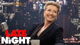Late Night   Official Trailer | Amazon Studios