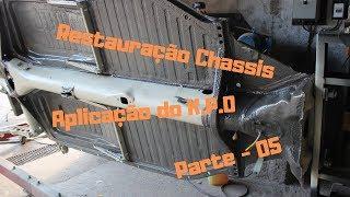Download Como Aplicar K.P.O, no Chassis do Fusca 1969 - Restauração - Parte 05
