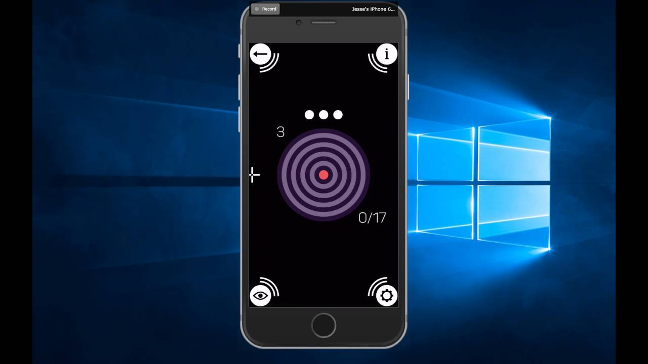 IOS Accessible Game Spotlight - Audio Game Hub