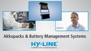 HY-LINE: kundenspezifische Akkupacks und Battery Management Systems
