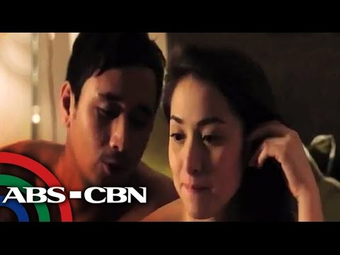 John-Cristine love scenes don't bother Priscilla Meirelles