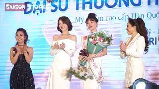 Hari Won phát biểu cực lầy khi làm đại sứ thương hiệu cho Ngọc Trinh