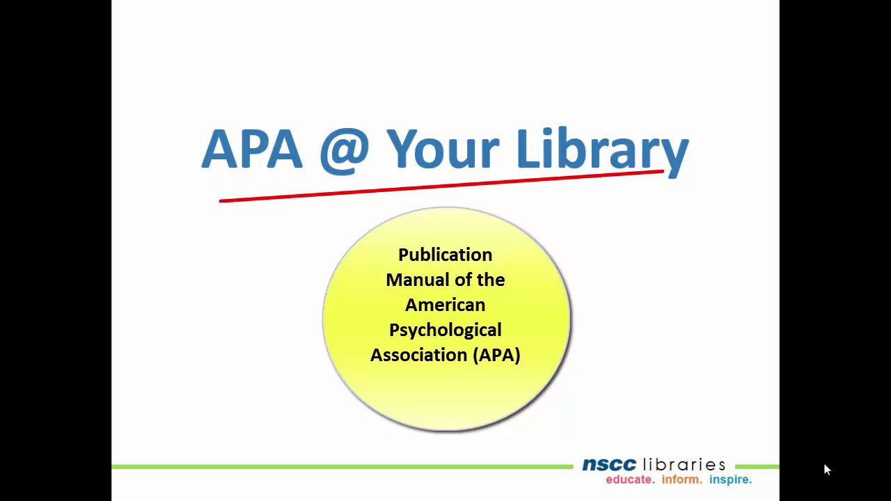 apa your library in text citations and reference lists apa your library in text citations and reference lists
