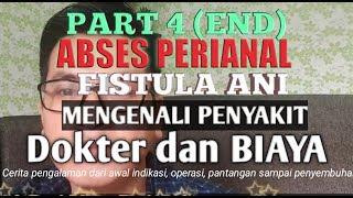 Dampak Penyakit FISURA ANI - BAB / BERAK Berdarah.