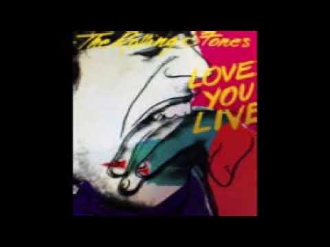 The Rolling Stones - Love You Live - Disc 1 original vinyl 1977