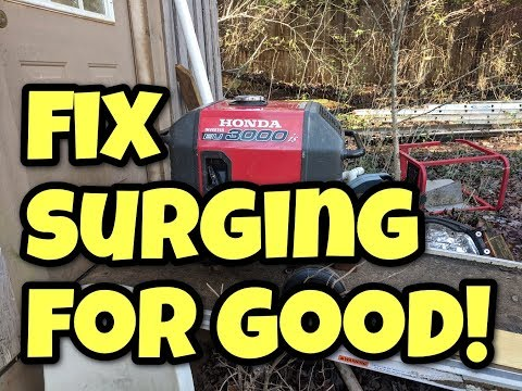 Fix surging for good!!!