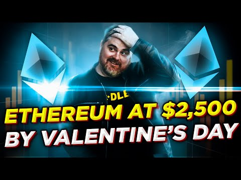 WARNING: ETHEREUM AT $4,000 IN FEBRUARY. ETHEREUM PRICE PREDICTION $40,000 IN DECEMBER 2021!!!