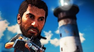 BIG HEAD MODE | Just Cause 3 #5