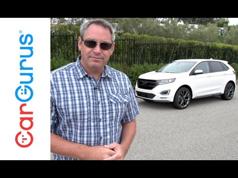 Ford Edge Cargurus Test Drive Review
