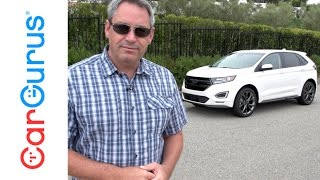 2016 Ford Edge | CarGurus Test Drive Review