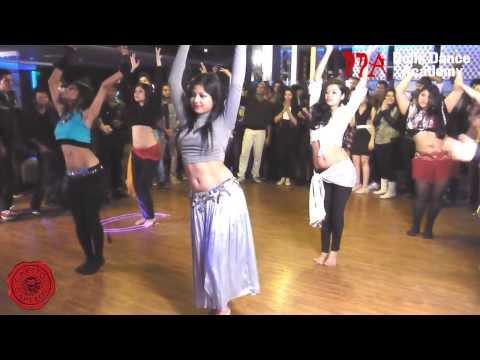 Belly Dance Fusion by Delhi Dance Academy