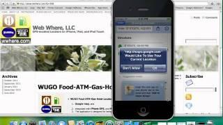 WUGO Food-ATM-Gas-Hotel Locator 2.1