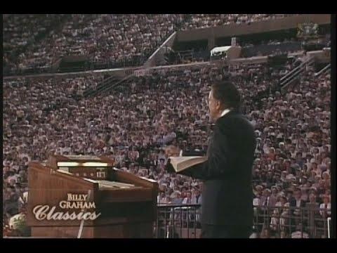 Billy Graham - The blood of Jesus - Tacoma WA